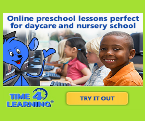 Time4Learning perfect for daycare or nursery school